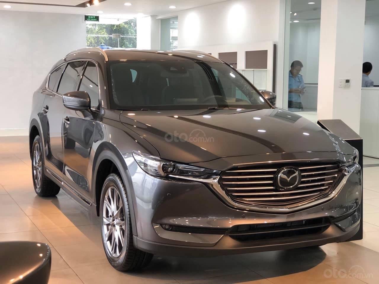 Mazda CX8 khuyến mại siêu khủng, giảm ngay 100 triệu tiền mặt, giao xe ngay (1)