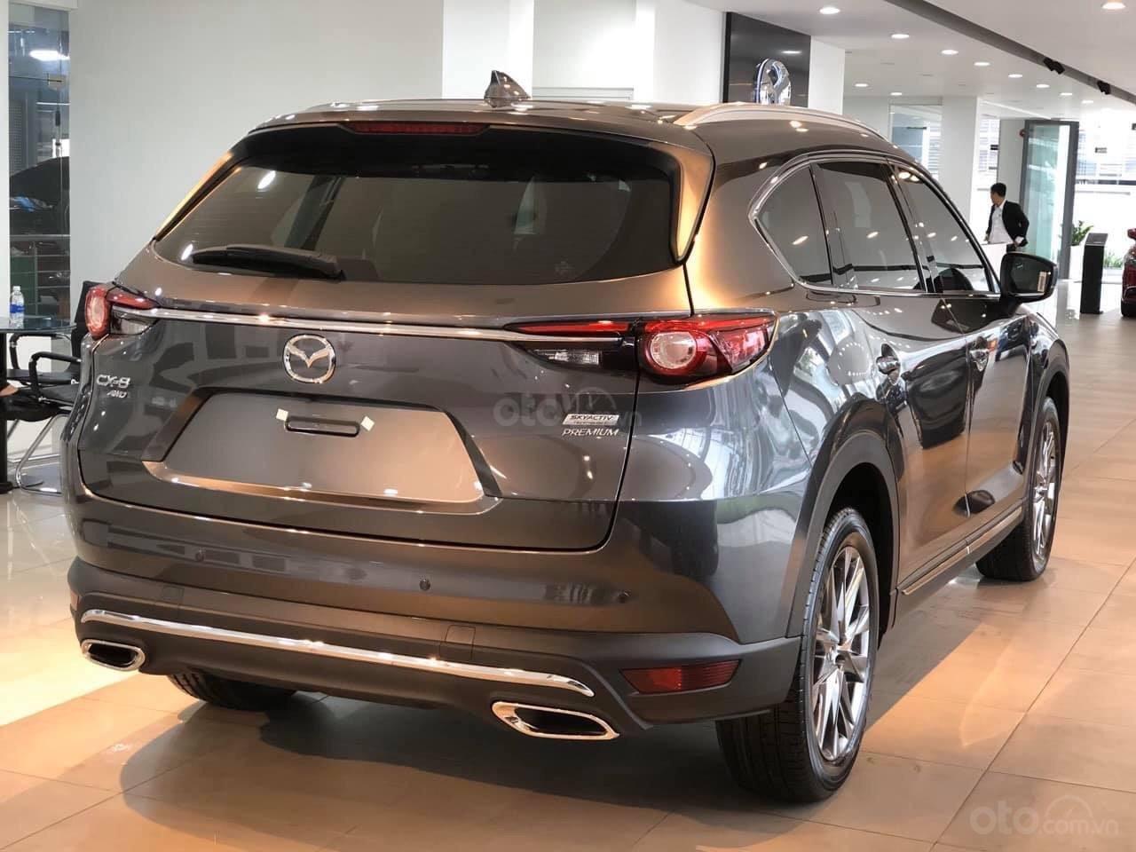 Mazda CX8 khuyến mại siêu khủng, giảm ngay 100 triệu tiền mặt, giao xe ngay (3)