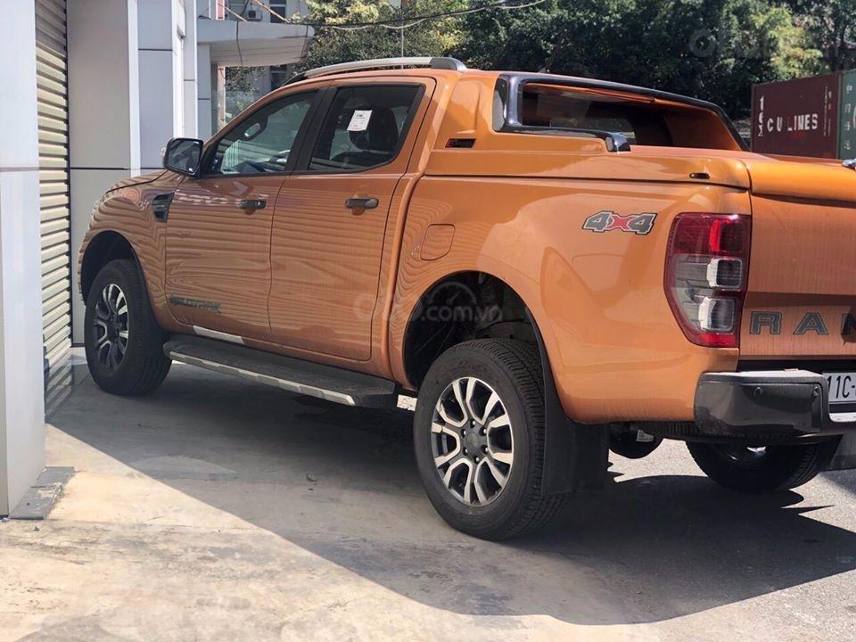 Bán xe Ford Ranger Wildtrak Biturbo 2019, KM tặng tiền mặt - phụ kiện - đủ màu - giao ngay, LH: 0911819555 (5)