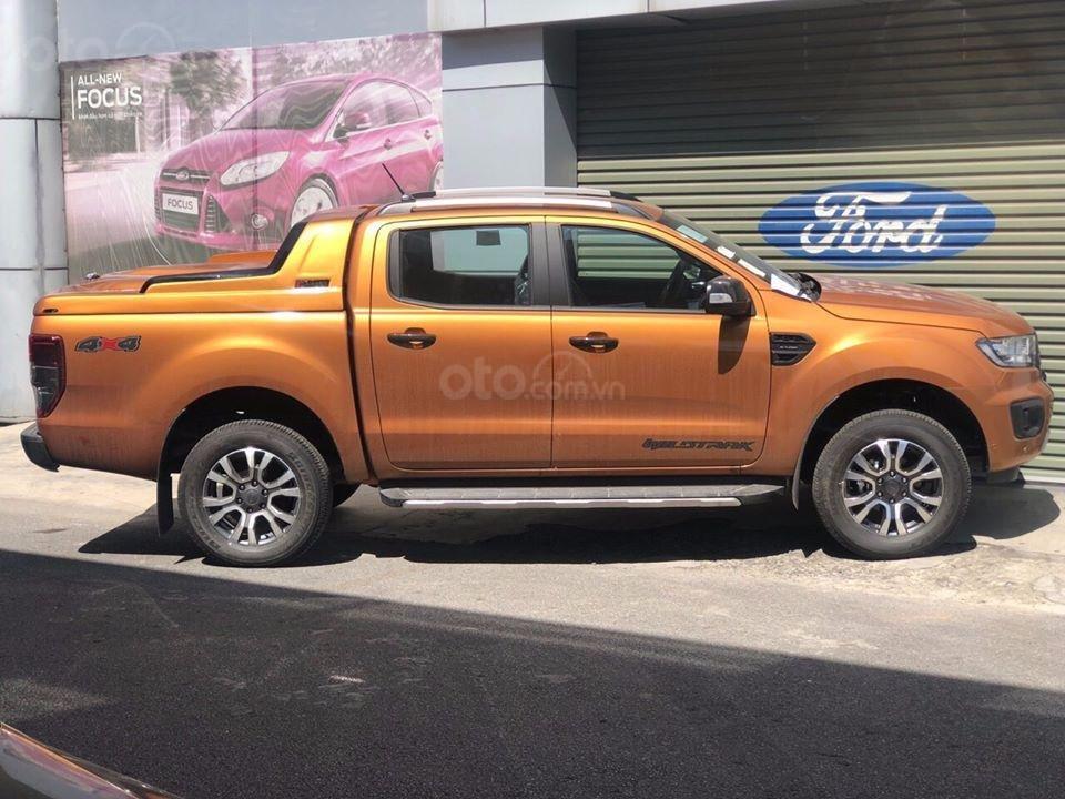 Bán xe Ford Ranger Wildtrak Biturbo 2019, KM tặng tiền mặt - phụ kiện - đủ màu - giao ngay, LH: 0911819555 (7)