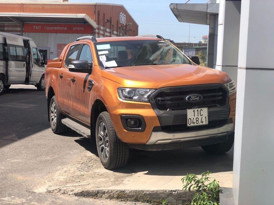 Bán xe Ford Ranger Wildtrak Biturbo 2019, KM tặng tiền mặt - phụ kiện - đủ màu - giao ngay, LH: 0911819555 (1)
