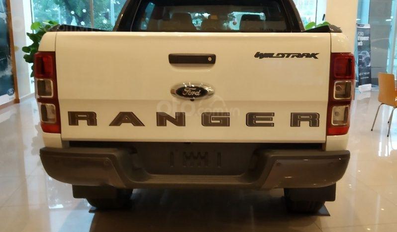 Ranger Wildtrak, giảm giá sâu, hỗ trợ vay 80% (2)