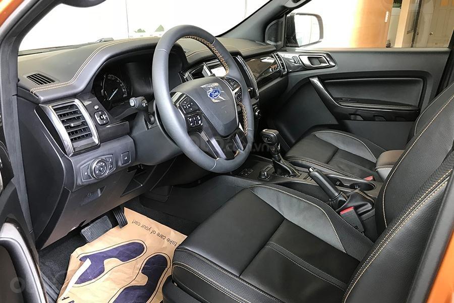 Bán chiếc xe Ford Ranger Wildtrak 2019 - Tặng phụ kiện chính hãng khi mua xe (2)