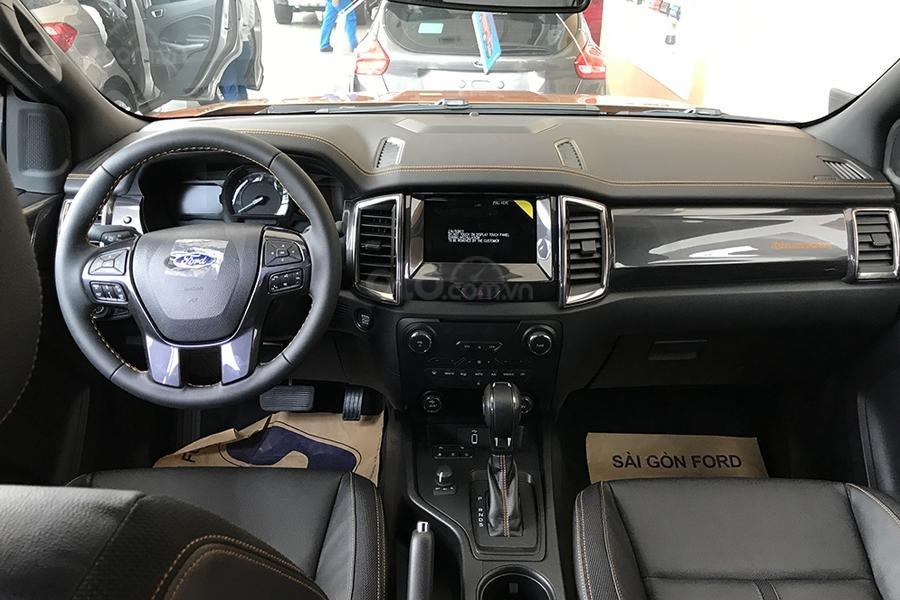 Bán chiếc xe Ford Ranger Wildtrak 2019 - Tặng phụ kiện chính hãng khi mua xe (1)