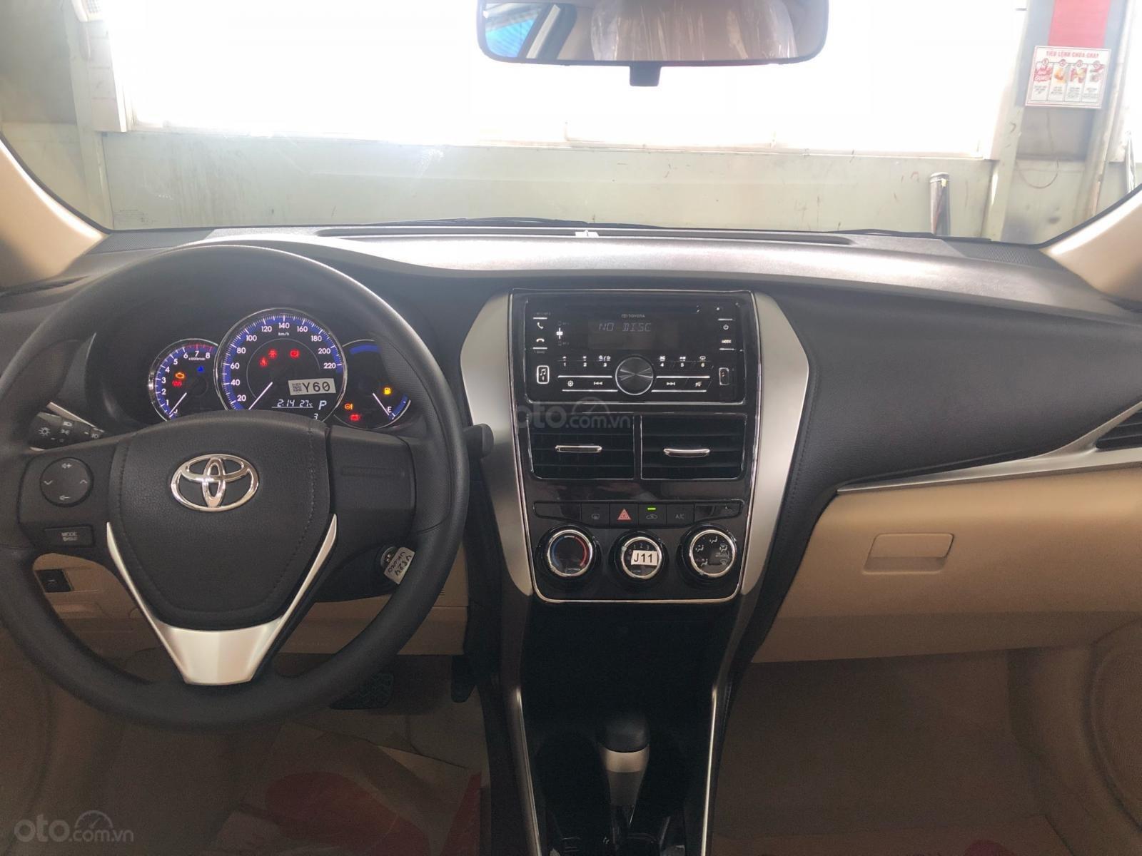 Toyota Hùng Vương Toyota Vios G, giá chỉ 520 triệu, giao ngay, đủ màu (4)