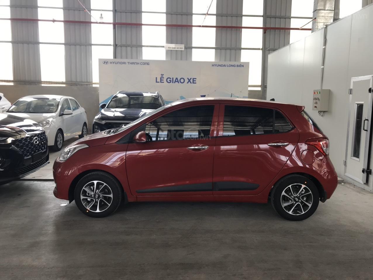 Cần bán Hyundai Grand i10 đời 2020, màu đỏ, xe mới 100%, sx trong nước, hỗ trợ trả góp tới 80% (4)