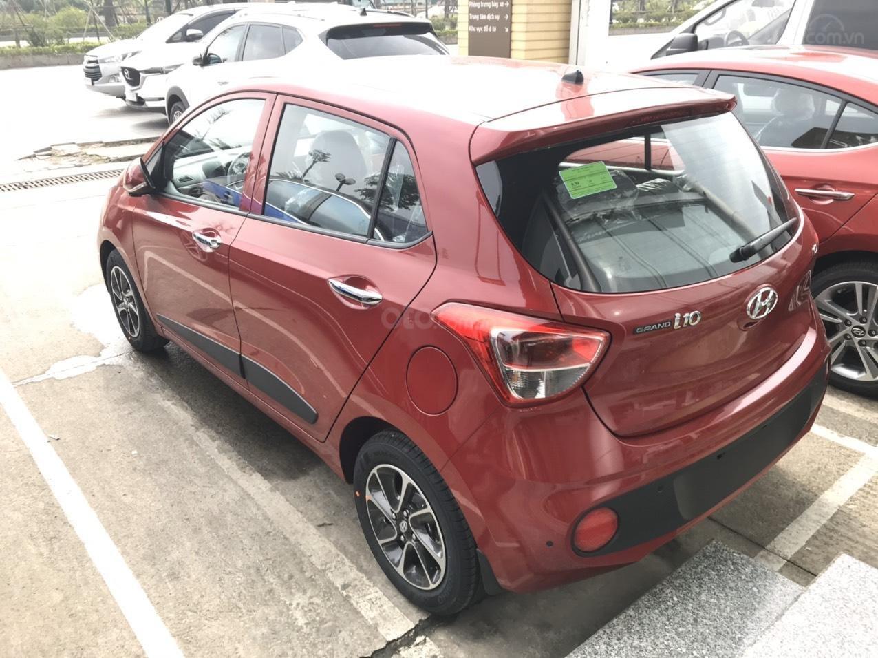 Cần bán Hyundai Grand i10 đời 2020, màu đỏ, xe mới 100%, sx trong nước, hỗ trợ trả góp tới 80% (5)