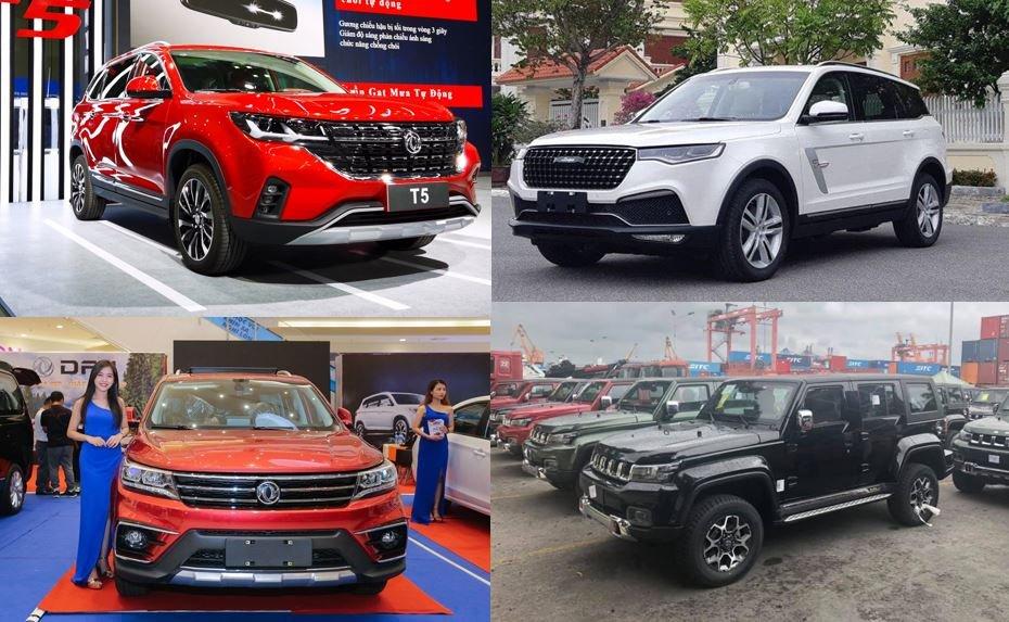 Ô tô Trung Quốc: Xe mới ồ ạt về Việt Nam, xe cũ bán lại tràn lan 1a
