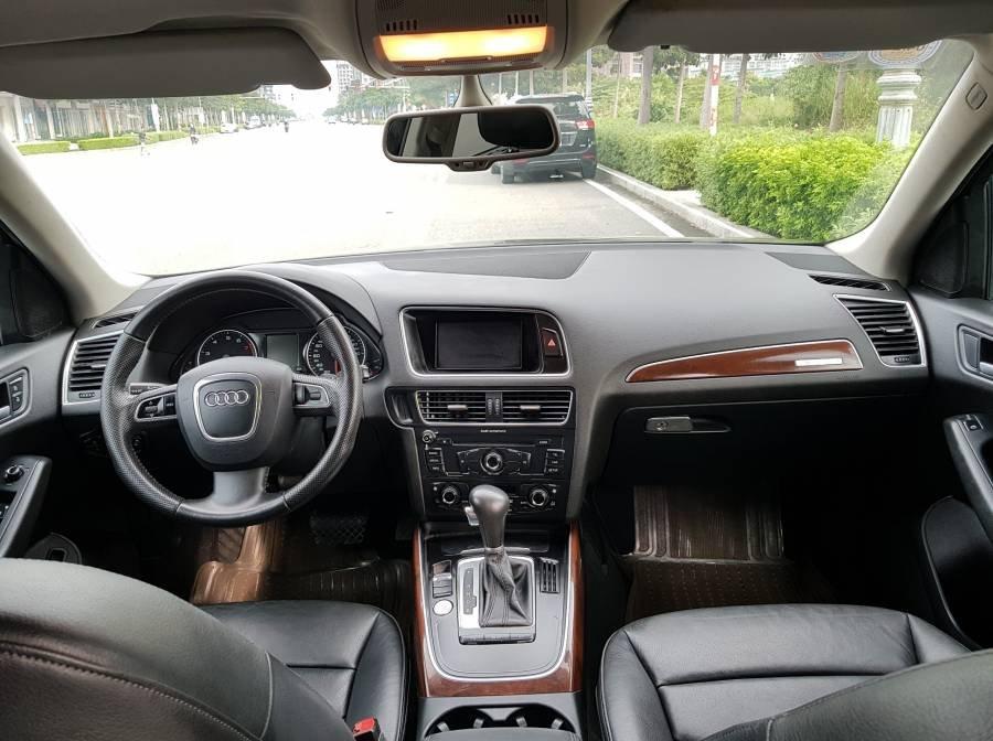 Cần bán gấp Audi Q5 2.0 đời 2012, màu đen, nhập khẩu, 945 triệu (5)