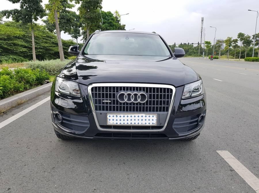 Cần bán gấp Audi Q5 2.0 đời 2012, màu đen, nhập khẩu, 945 triệu (10)