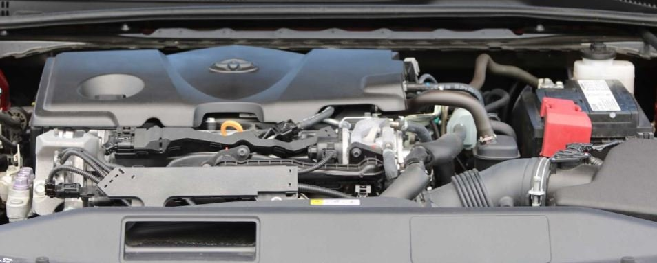 Ưu điểm Toyota Camry XLE 2019 - Hiệu suất động cơ ấn tượng