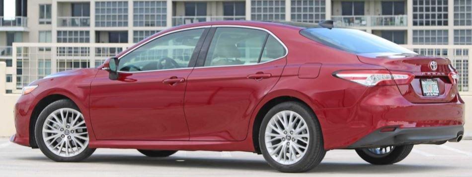 Nhược điểm Toyota Camry XLE 2019 - Tùy chọn bổ sung tăng cao giá xe