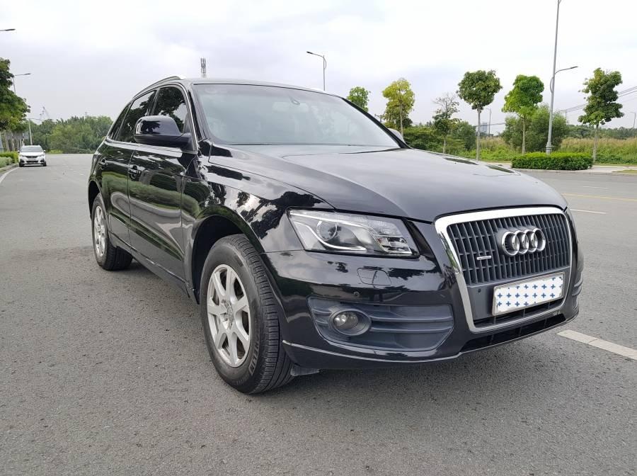 Cần bán gấp Audi Q5 2.0 đời 2012, màu đen, nhập khẩu, 945 triệu (1)