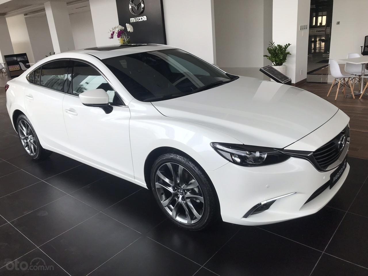 Thông số kỹ thuật xe Mazda 6 2020 mới nhất tại Việt Nam