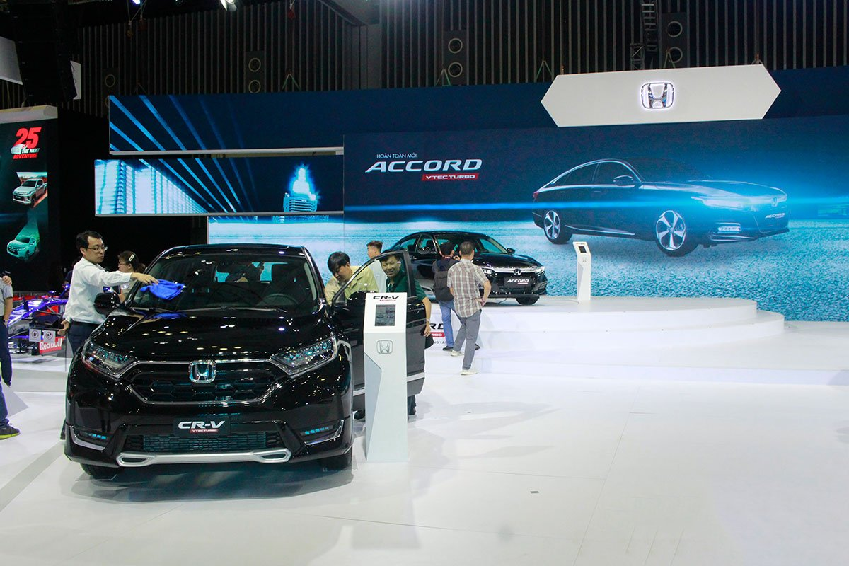 Tháng 10/2019, người Việt tiêu thụ gần 29.000 xe ô tô a1