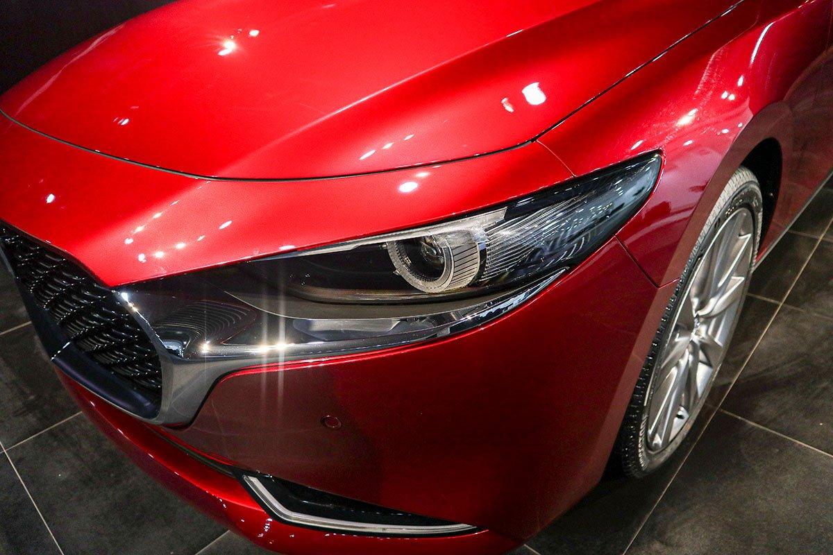 Phân biệt Mazda 3 2019 và Mazda 3 2020 qua hình ảnh a18