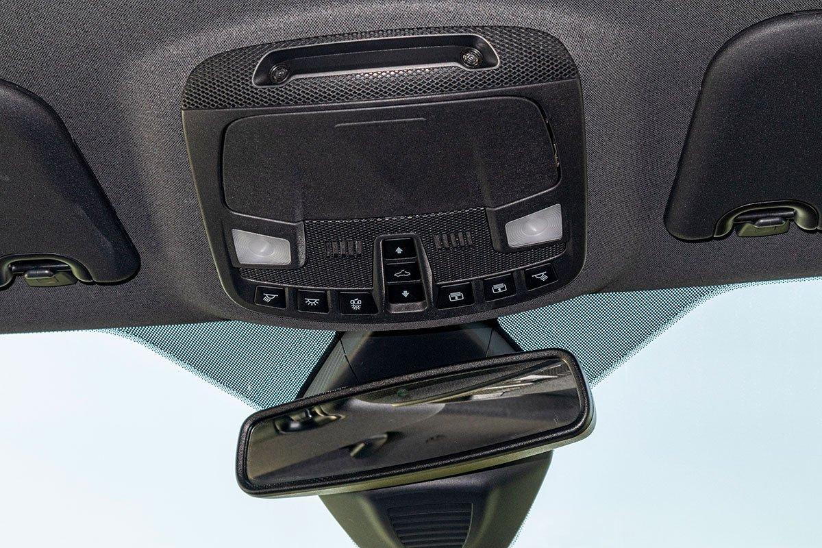 Trang bị tiện nghi trên xe Ford Everest 2020 1