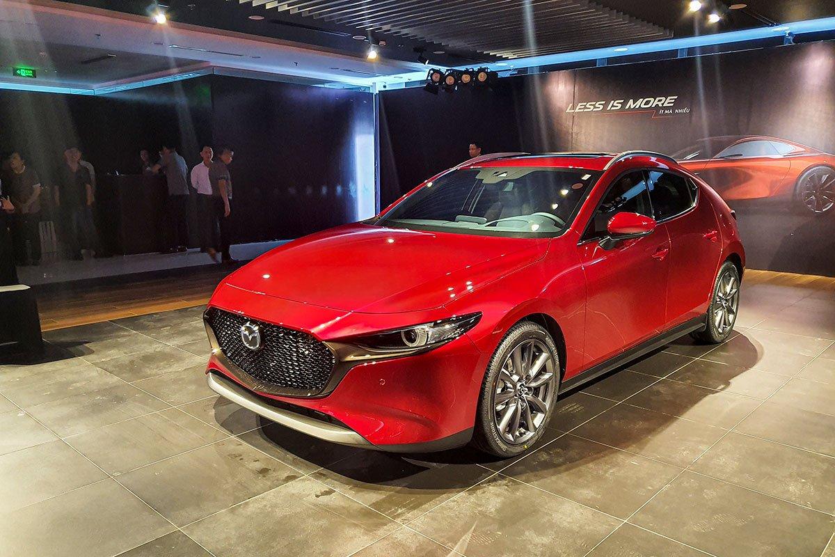 Mazda 3 2020 thế hệ mới có sự hấp dẫn về thiết kế, công nghệ a1