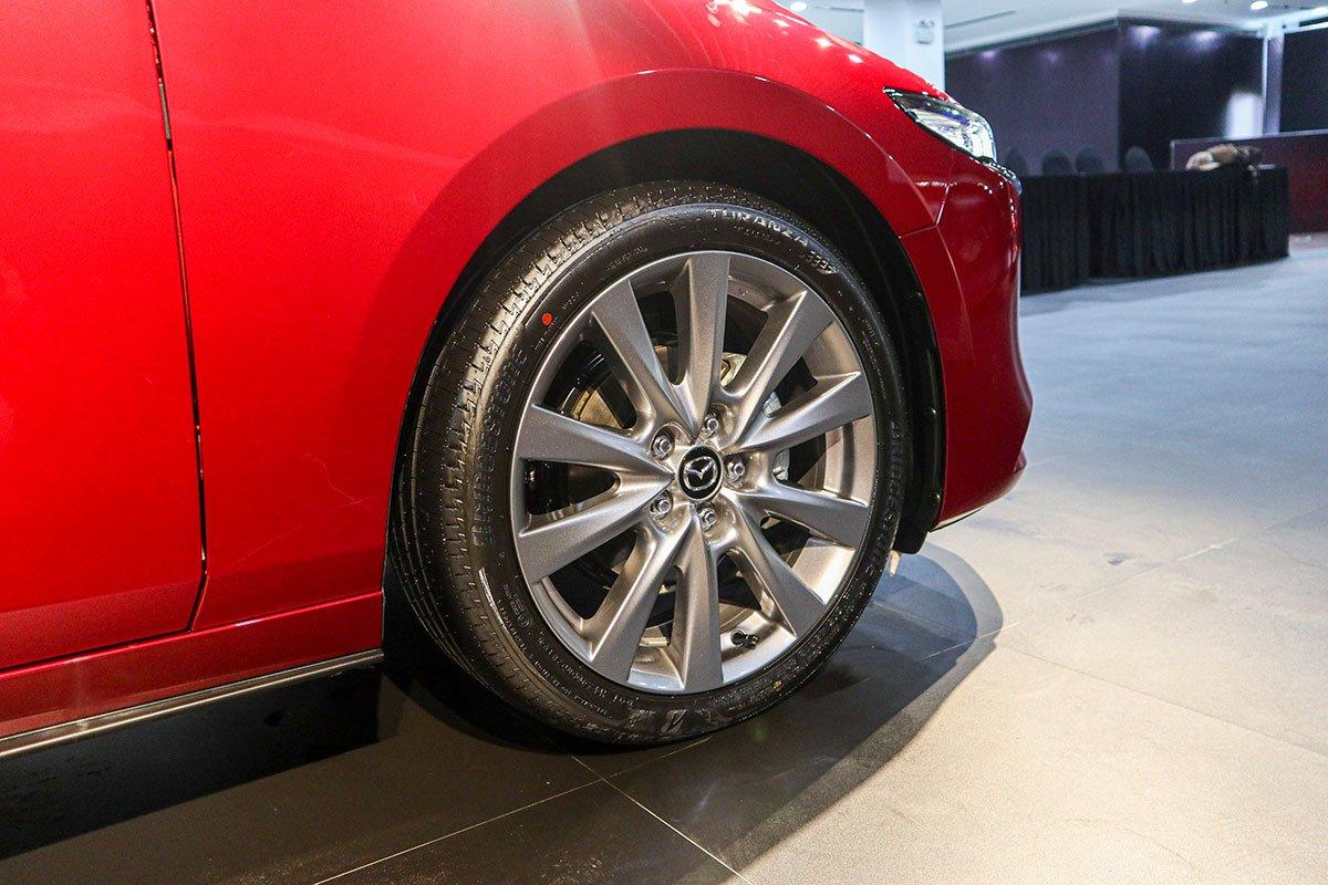 Thiết kế mâm xe Mazda 3 2020 1