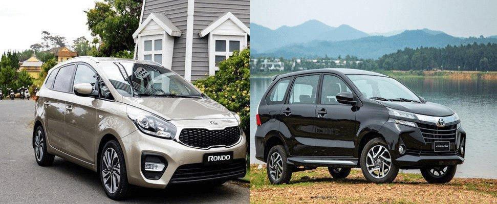 So sánh xe Toyota Avanza 2019 và Kia Rondo 2019: Ưu thế nghiêng về xe Hàn a2