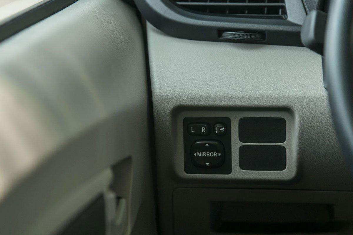 Gương chỉnh điện có thêm tính năng gập điện của xe Toyota Avanza 2019 1