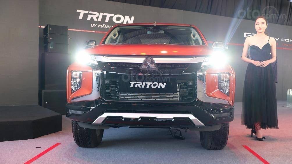 Bán tải Triton 4x4AT MIVEC Premium đời 2020 nhập khẩu giá cực tốt, chỉ có tại Quảng Ninh (1)