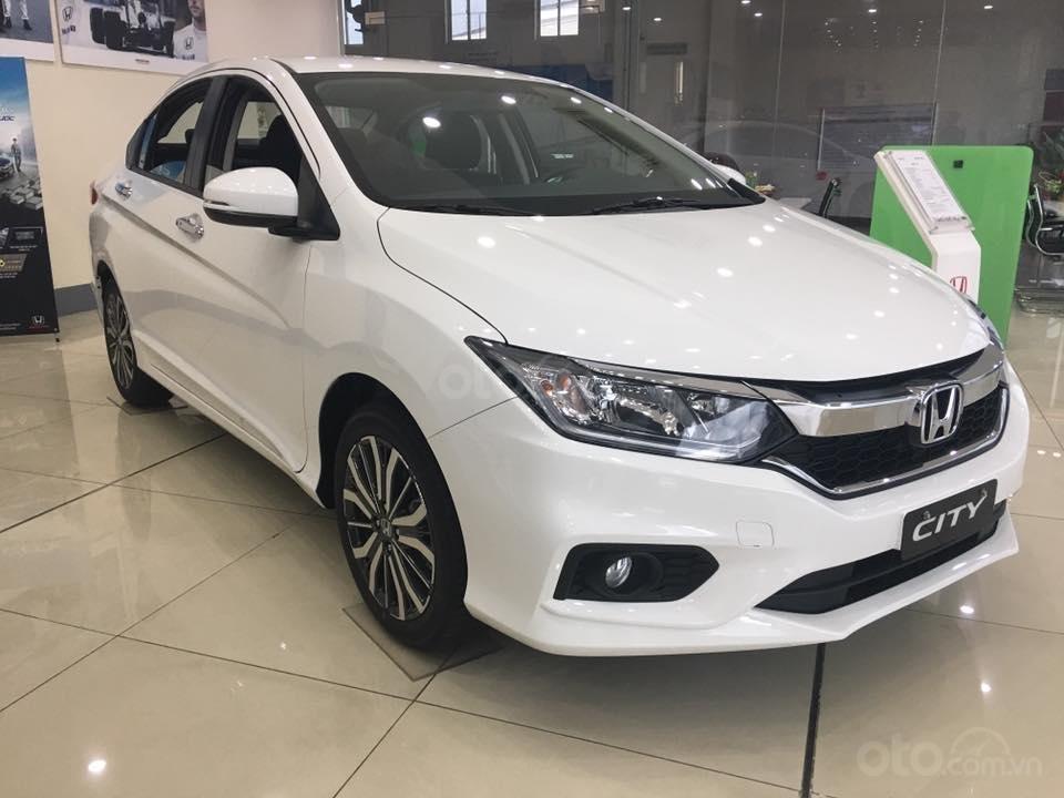 Giảm giá sốc cuối năm chiếc xe Honda City Top 1.5 đời 2019, màu trắng - Có sẵn xe - Giao nhanh toàn quốc (2)
