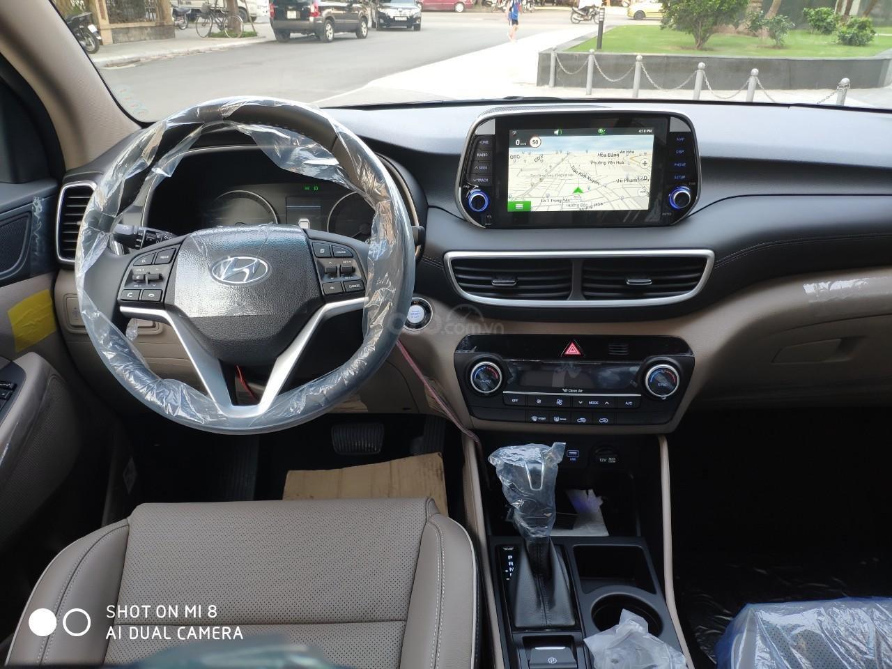 Hyundai Tucson 1.6 Turbo FL 2019, sẵn xe, giao ngay, đủ màu, giá 905tr, tặng full phụ kiện (5)