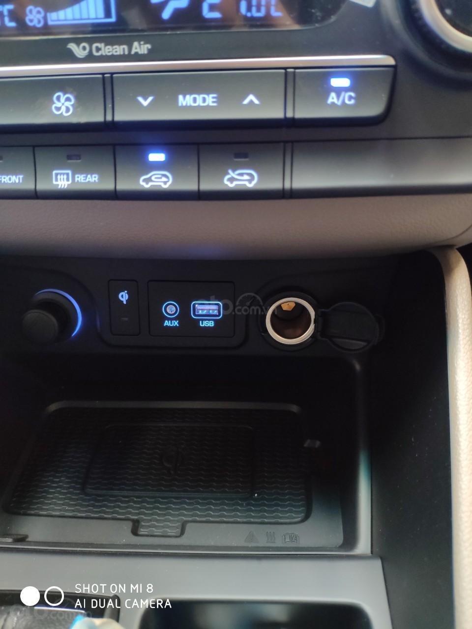 Hyundai Tucson 1.6 Turbo FL 2019, sẵn xe, giao ngay, đủ màu, giá 905tr, tặng full phụ kiện (9)