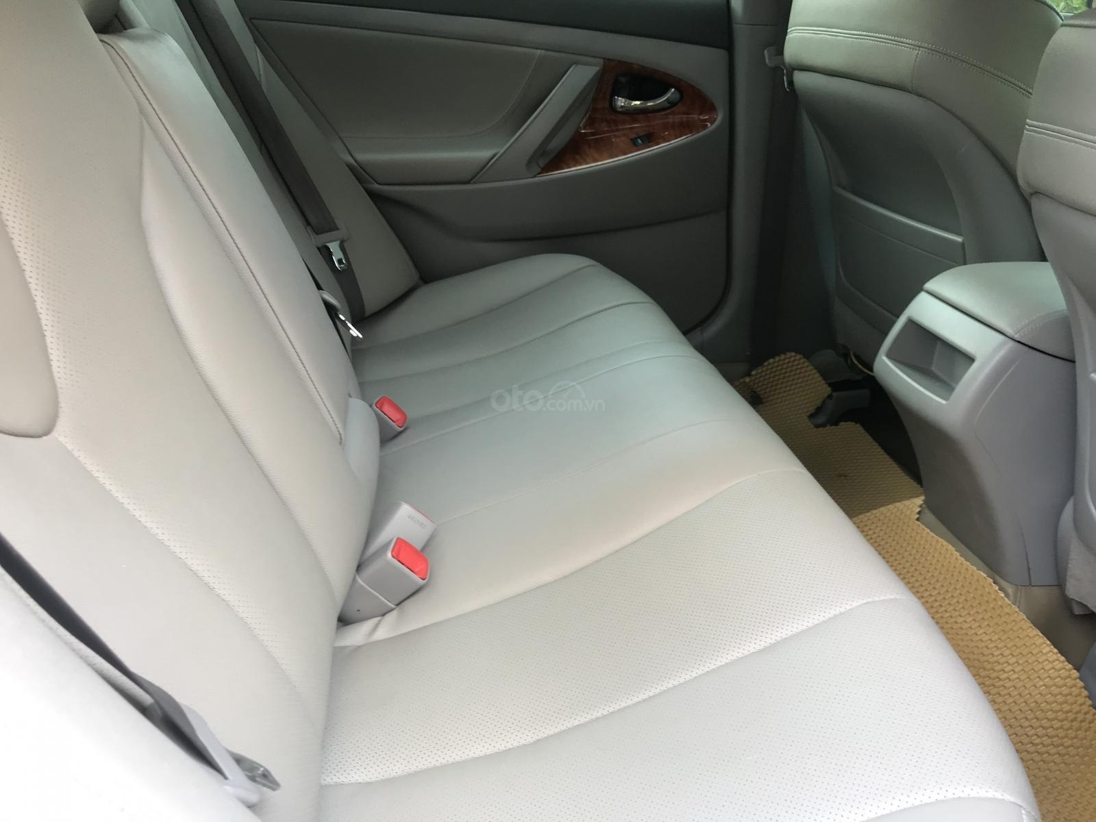 Bán Toyota Camry LE 2.5L sản xuất năm 2009, màu đen, nhập Mỹ (8)