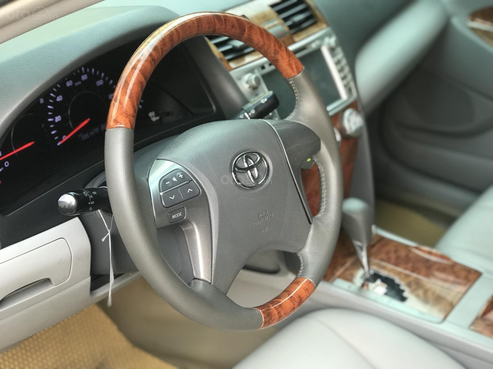 Bán Toyota Camry LE 2.5L sản xuất năm 2009, màu đen, nhập Mỹ (9)
