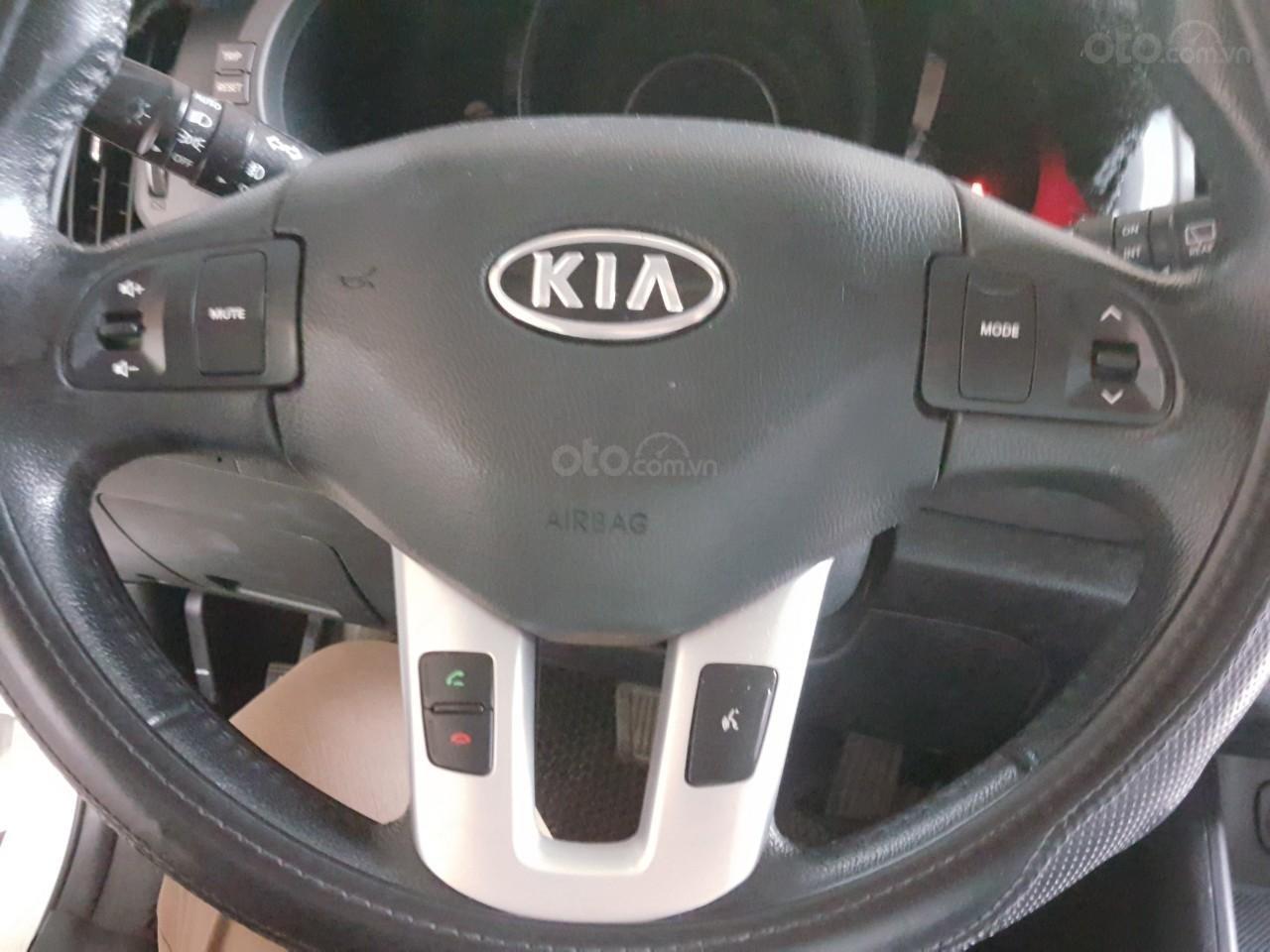 Hãng bán Kia Sportage Limited 2.0AT, màu trắng, nhập Hàn, biển Sài Gòn (5)
