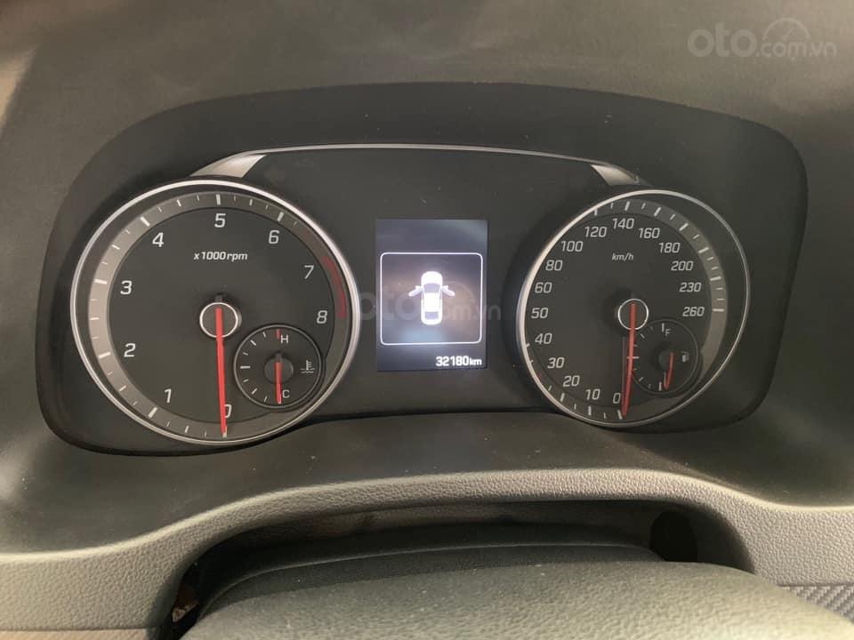 Bán xe Hyundai Elantra Turbo Sport đời 2018, màu đen, giá 668tr (8)