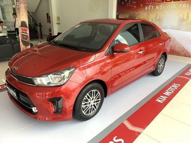 Kia Soluto - mẫu xe Sedan hạng B hot nhất thị trường, khuyến mại lớn tháng 12.2019 (2)