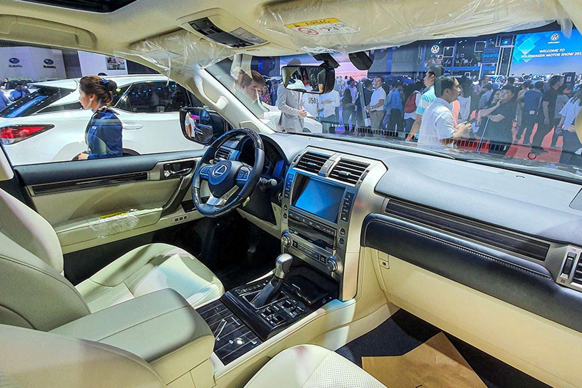[VMS 2019] Lexus GX 460 2020 nâng cấp, giá tăng hơn 600 triệu đồng a6