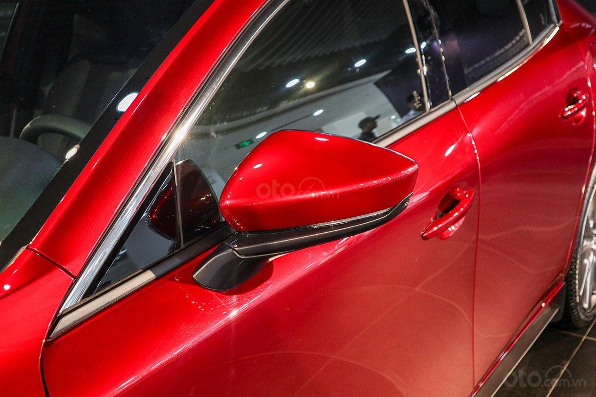 So sánh xe Mazda 3 2020 và Kia Optima 2020 a14