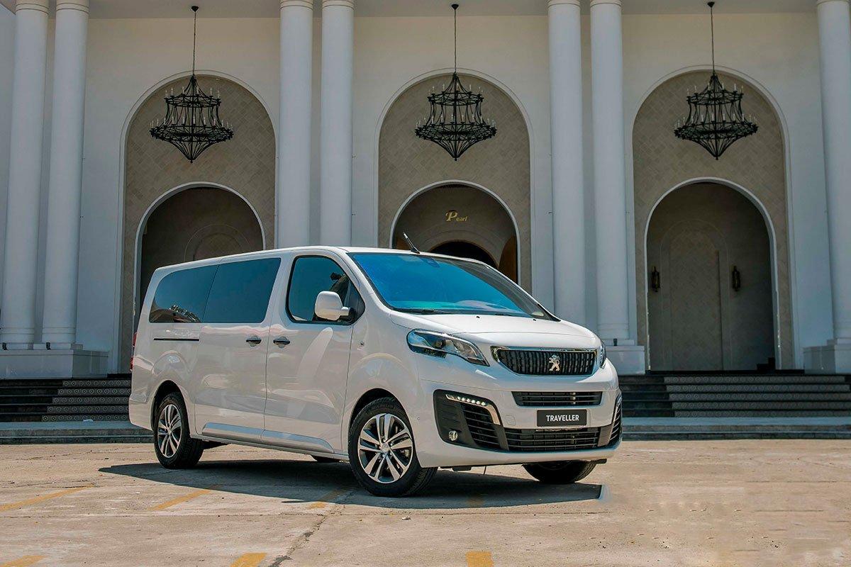 Peugeot Traveller 2019 giảm 50 triệu đồng tại Việt Nam a1