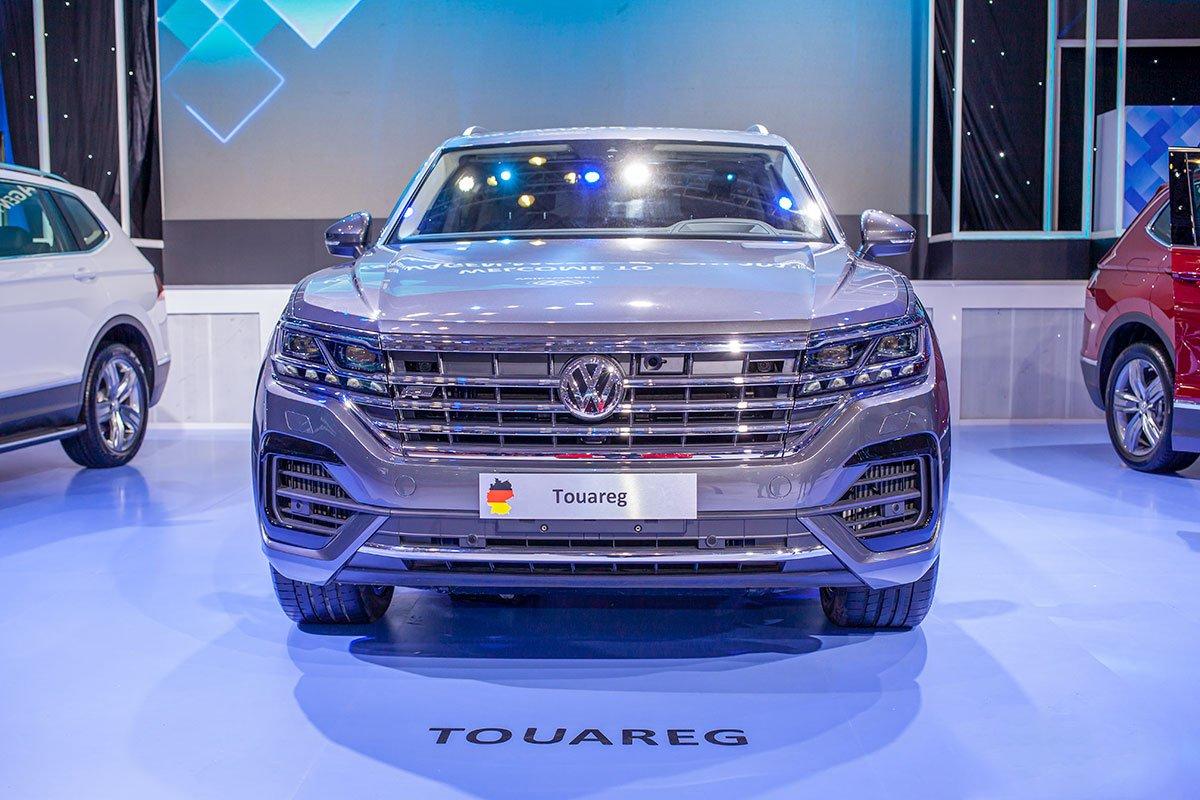 """Volkswagen Touareg 2020 chưa bán đã hết đường """"sống"""" tại Việt Nam a1"""