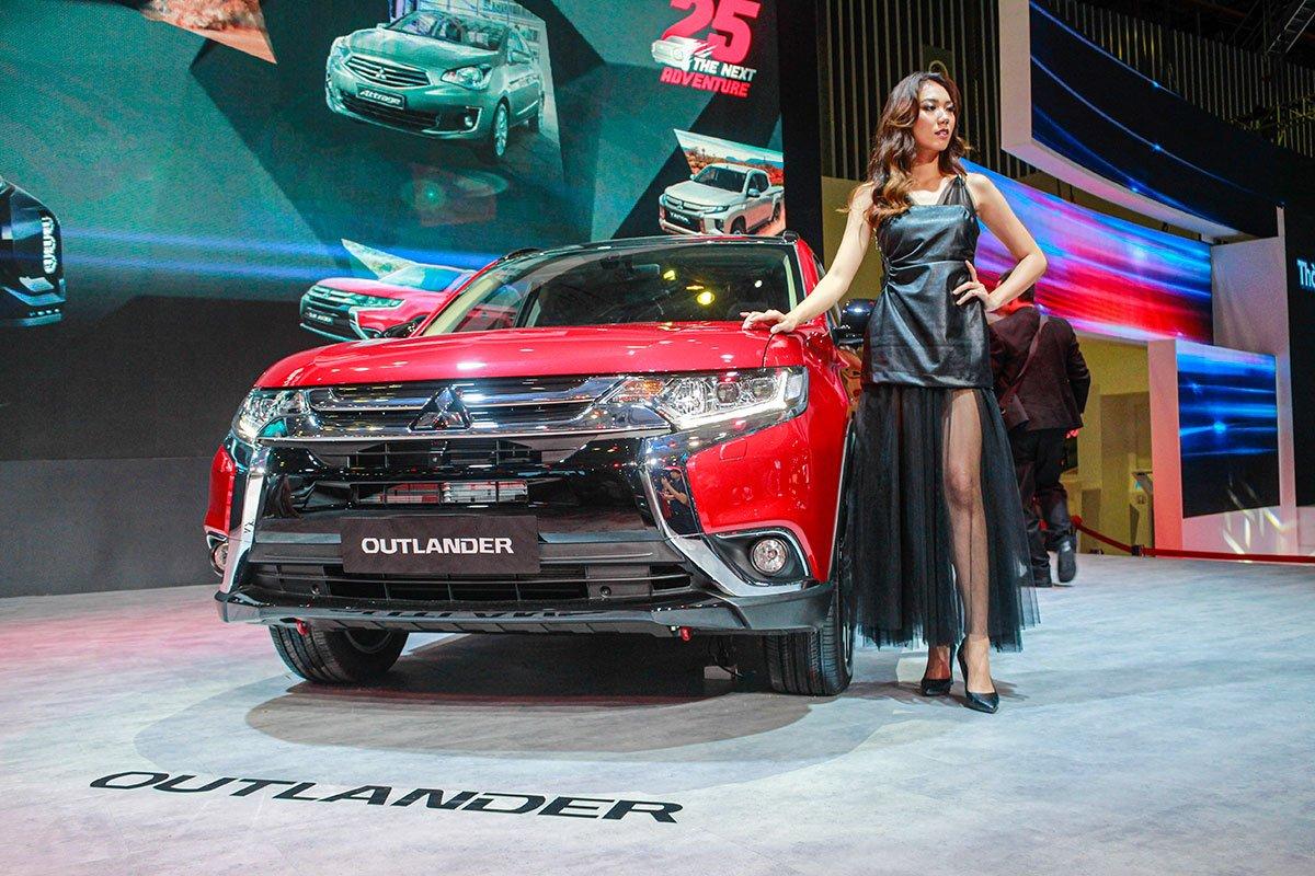 [VMS 2019] Cận cảnh gian hàng Mitsubishi trong ngày khai mạc triển lãm ô tô Việt Nam 2019 a9
