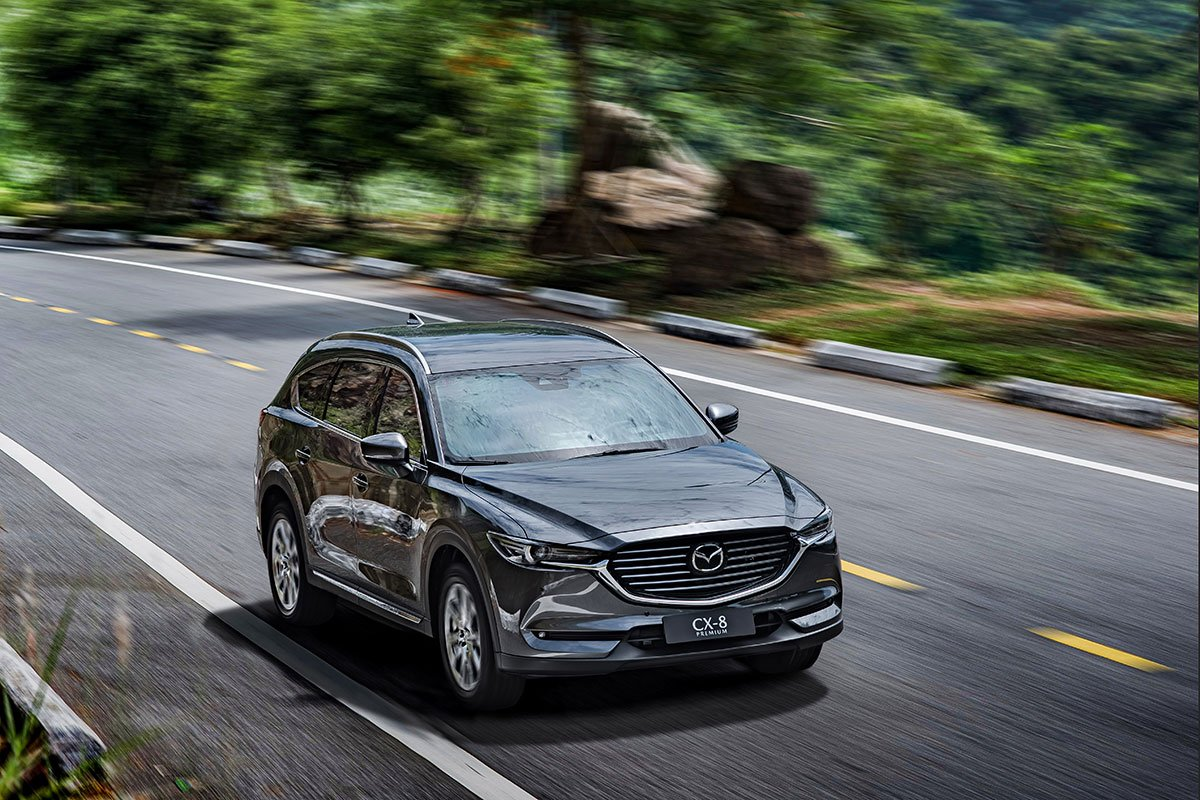 Thông số kỹ thuật Mazda CX-8 2019 vừa ra mắt Việt Nam a2