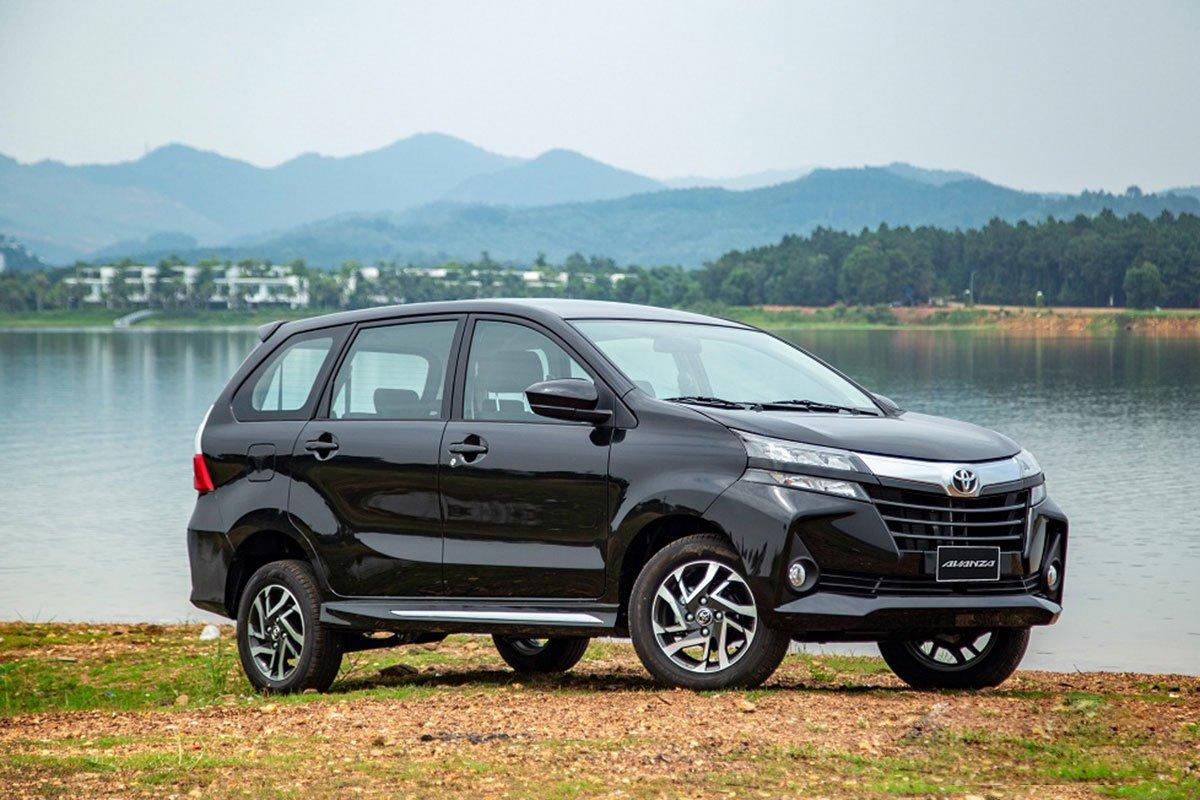 Đánh giá xe Toyota Avanza 2019 1.5 AT: Thiết kế tổng thể.