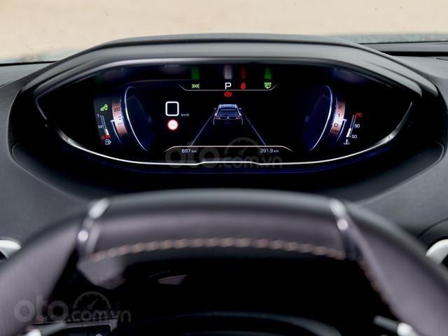 Peugeot 3008 Blue Magnetic - màu xe cực yêu, ưu đãi lớn cuối năm (7)
