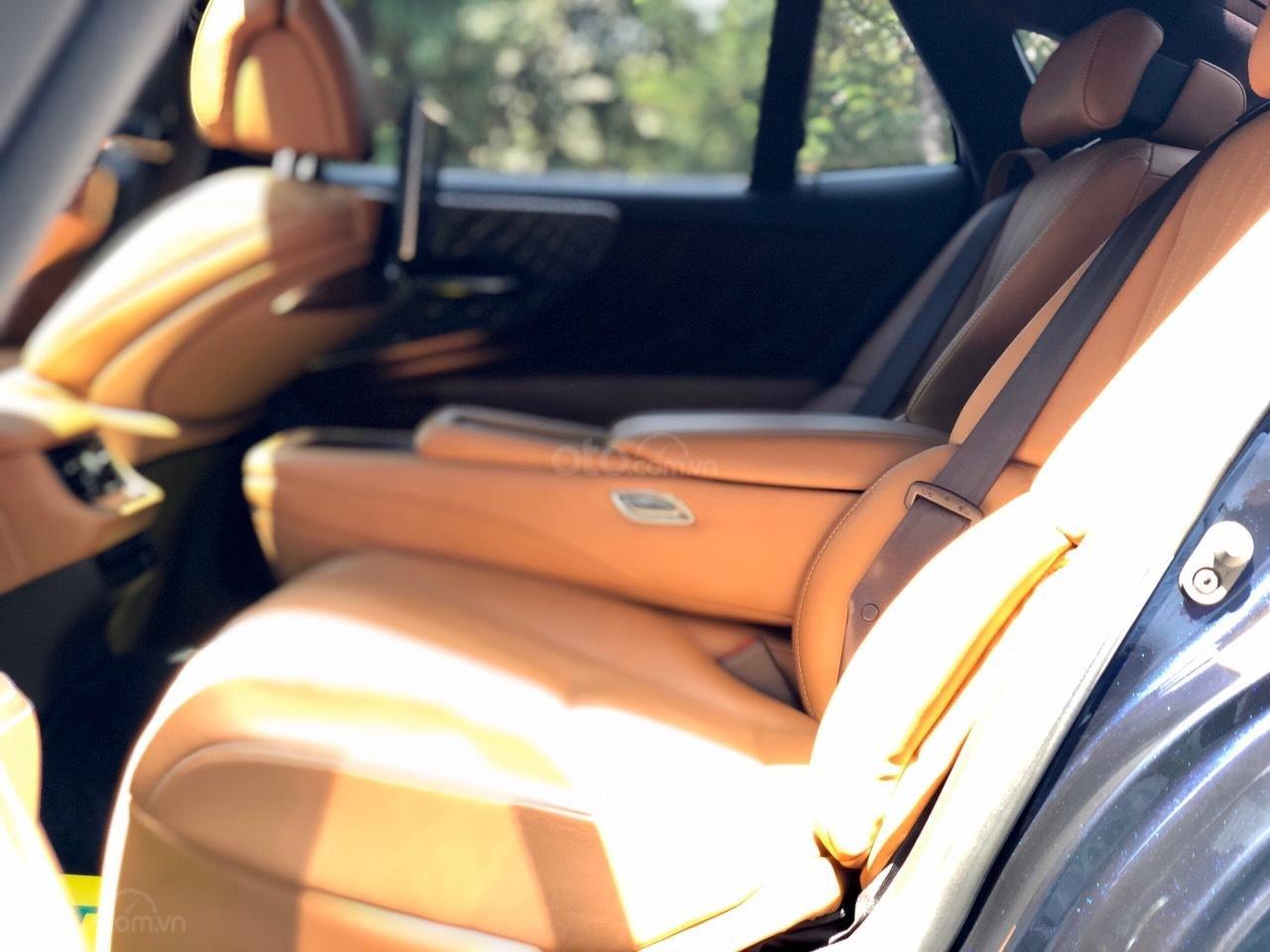 Bán xe Lexus LS 500H 2017, màu xanh lam, giá tốt giao ngay toàn quốc, LH Ngọc Vy 093.996.2368 (15)