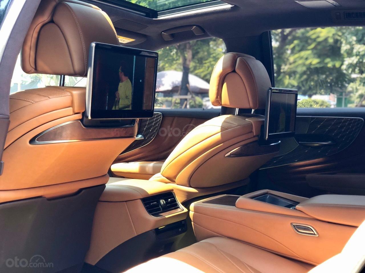 Bán xe Lexus LS 500H 2017, màu xanh lam, giá tốt giao ngay toàn quốc, LH Ngọc Vy 093.996.2368 (18)
