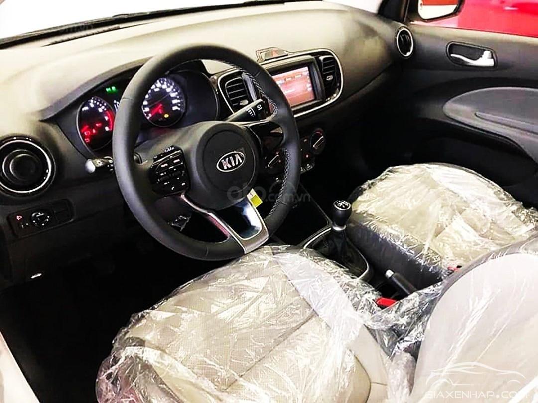 Kia Soluto 1.4MT - Mẫu sedan hạng B tối ưu nhất, kinh tế nhất cho khách hàng kinh doanh vận tải (6)