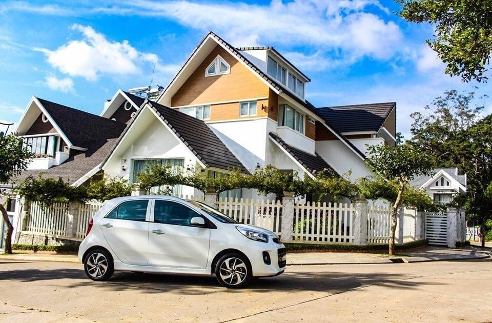 Kia Morning Luxury, giảm giá hơn 10tr + tặng phụ kiện hấp dẫn, đưa trước 140tr lấy xe (2)