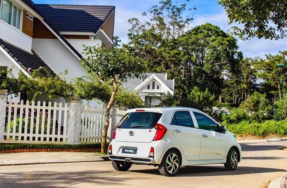 Kia Morning Luxury, giảm giá hơn 10tr + tặng phụ kiện hấp dẫn, đưa trước 140tr lấy xe (5)