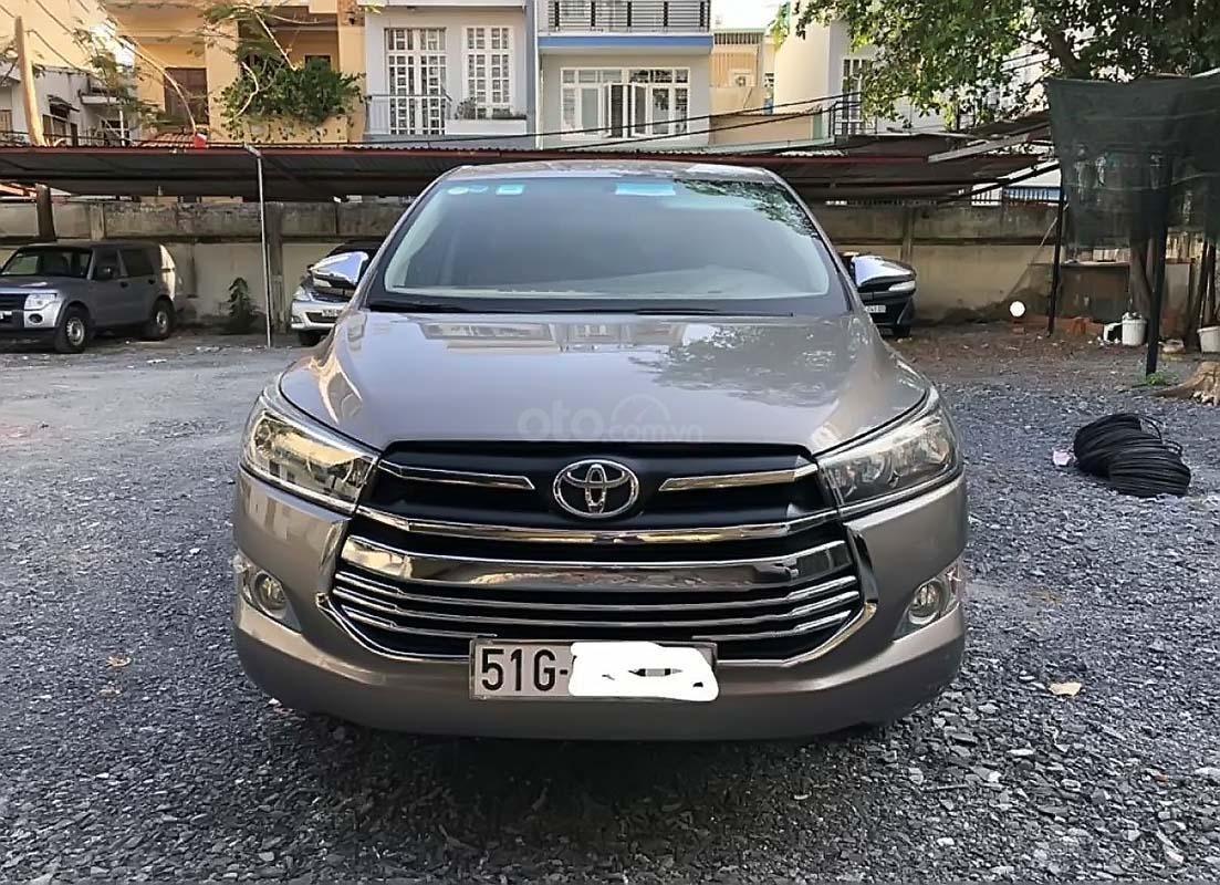 Bán xe Toyota Innova G đời 2017 xe gia đình, 690tr (1)