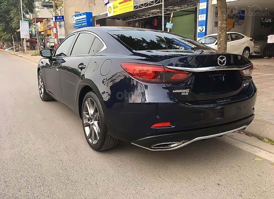 Bán Mazda 6 đời 2018, màu xanh lam, giá tốt (2)