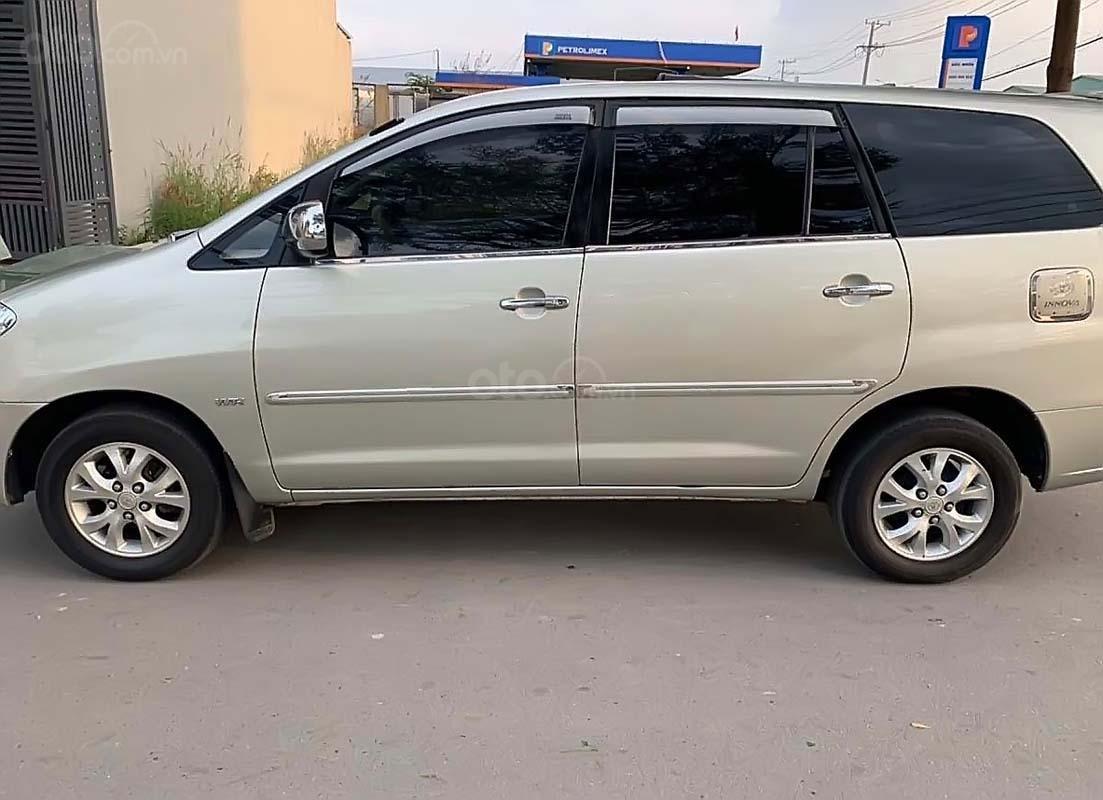 Bán Toyota Innova G đời 2008, màu bạc (2)